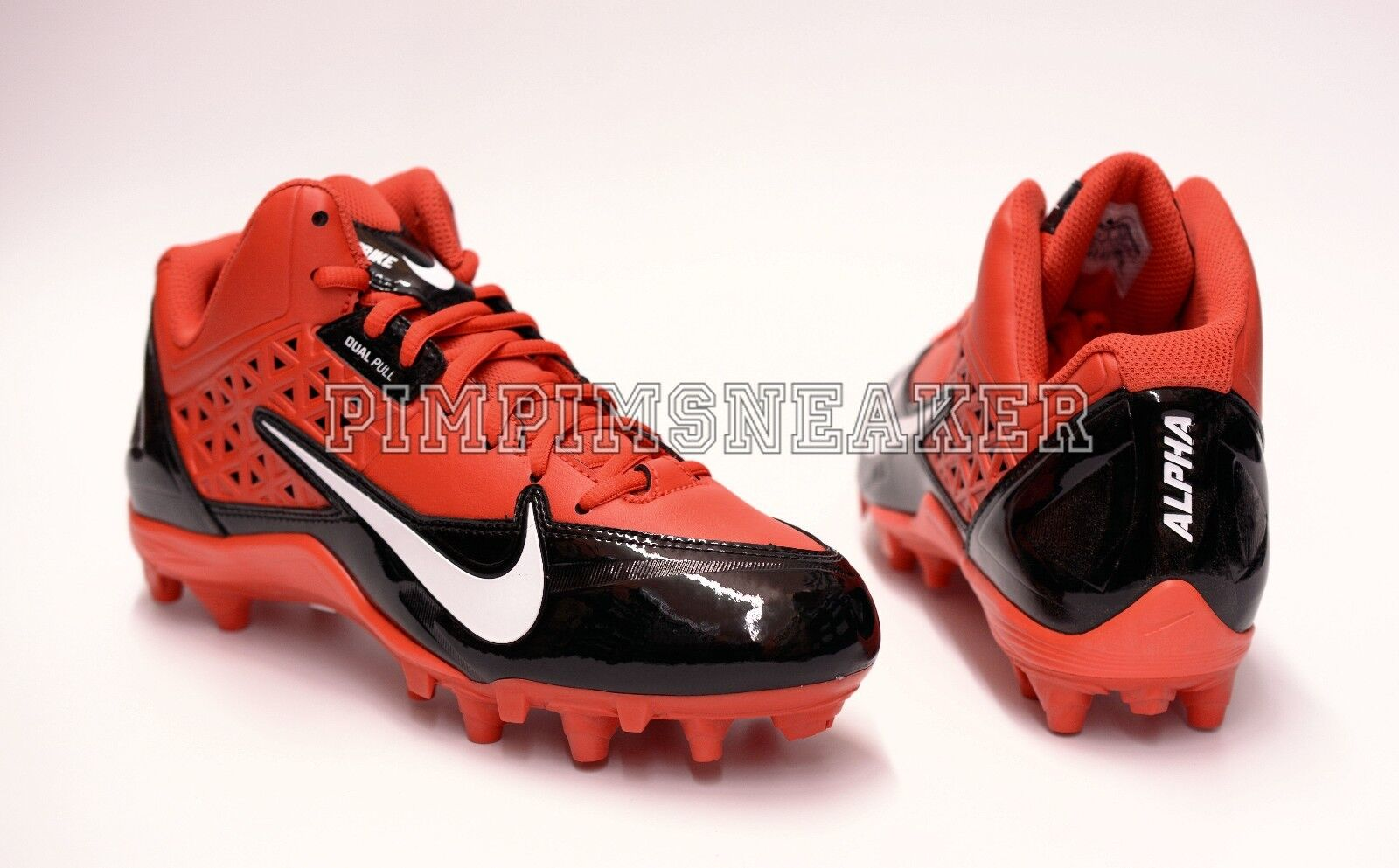 Men`s Nike Football Alpha Strike 3/4  Football Nike Cleat 579370 016 460fb5