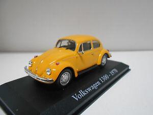 VOLKSWAGEN-BEETLE-KAFER-COCCINELLE-1300-1970-IXO-RBA-1-43