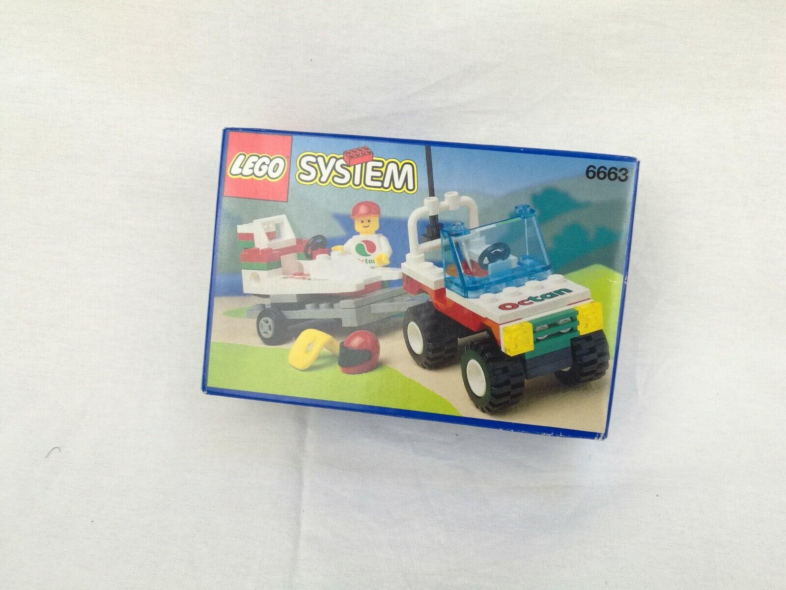 Lego 6663 Neu versiegelt Ovp