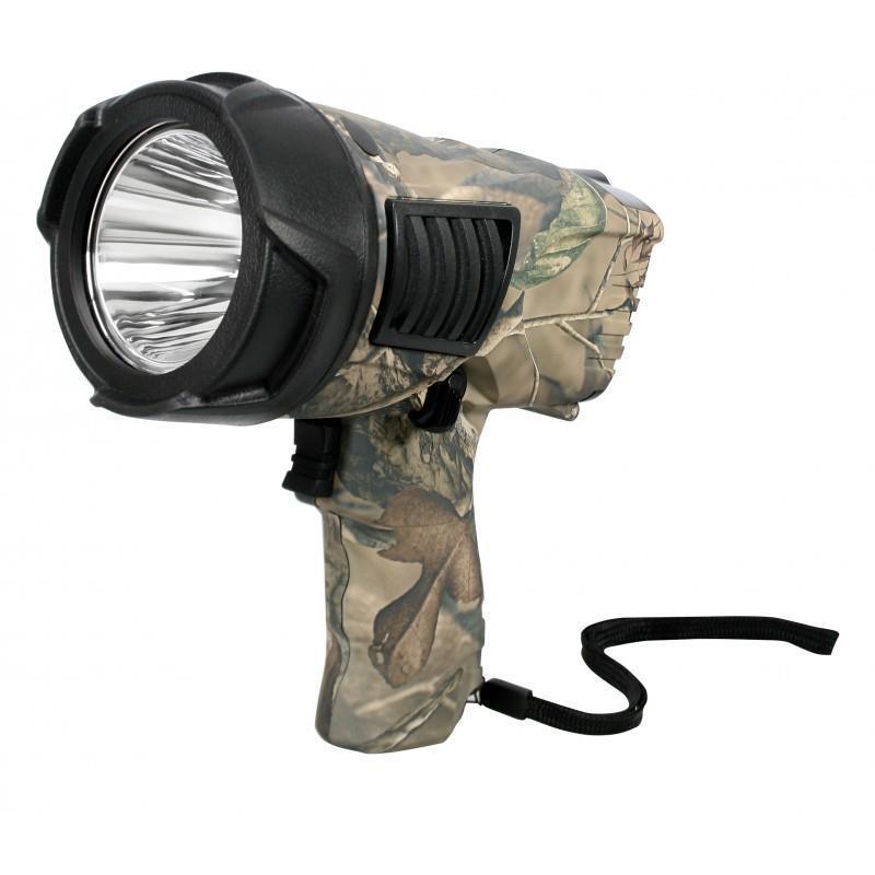 Clulite Clu-BRITER Sport 1000 Lumen 700m LED Linterna Recargable de Coche USB Y