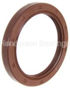 60x80x8mm R21 eje rotatorio de goma FPM Viton Sello De Aceite//sello del labio