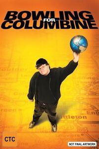 Bowling-For-Columbine-DVD-2003-Region-2-UK-Brand-New-Sealed