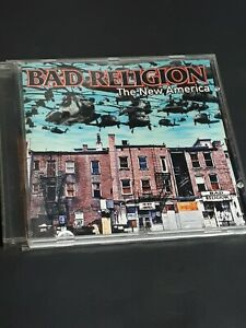 Bad-Religion-The-New-America-2000-CD-Atlantic-Records