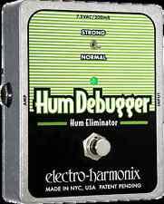 EHX Electro Harmonix Hum Debugger - Hum Eliminator Effects Pedal BRAND NEW