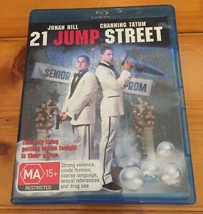 21-Jump-Street-Blu-Ray-Region-B-Great-Condition
