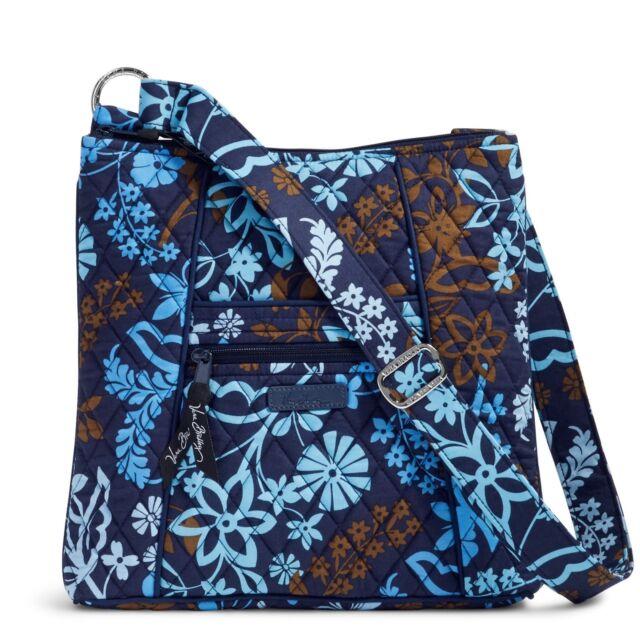 b08ffa056d Vera Bradley Java Floral Hipster Crossbody Purse Bag HTF for sale ...