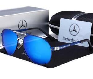 Mercedes AMG Herren uv400 Sonnenbrille Sport Racing Golf Outdoor Brille UK
