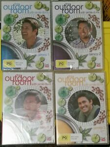 NEW-The-Outdoor-Room-Jamie-Durie-DVD-Complete-Series-1-3-Aus-Region-4