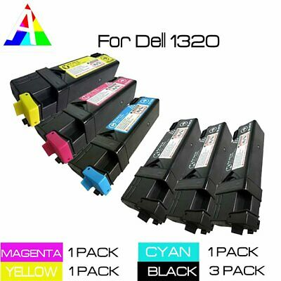 1PK Yellow Toner Cartridge for Dell 310-9062
