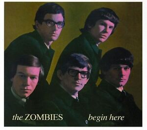 The-Zombies-Begin-Here-New-CD-UK-Import