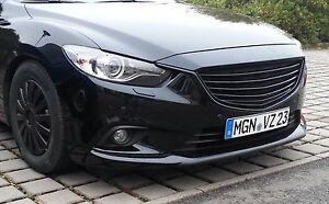 2013 2014 mazda 6 sport tuning front bumper grille grill. Black Bedroom Furniture Sets. Home Design Ideas