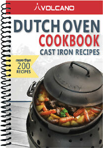 Dutch Oven Recipes For Camping Outdoor Cooking