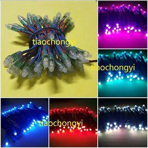50PCS-WS2811-RGB-Full-Color-12mm-Pixels-digital-Addressable-LED-String-DC-5V