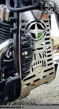 YAMAHA XVS 650 XVS650 V-STAR C / C STAINLESS STEEL ENGINE COVER GRILL GUARD