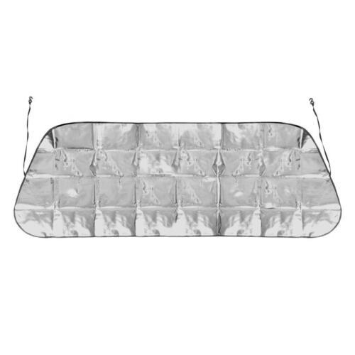 Anti-Eis- Sonnenschutzfolie 70 x 180 cm,Scheibenschutz,Frostschutz,Eiskratzer