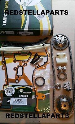 Febi 33080 Timing Chain Kit fit for OPEL VAUXHALL 1.0 1.2 1.4 L Petrol Engine
