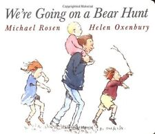 Classic Board Bks.: We're Going on a Bear Hunt by Michael Rosen (1997, Board Book)