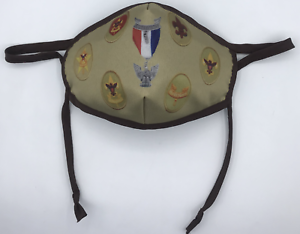 NESA Scoutng Ranks Face Mask
