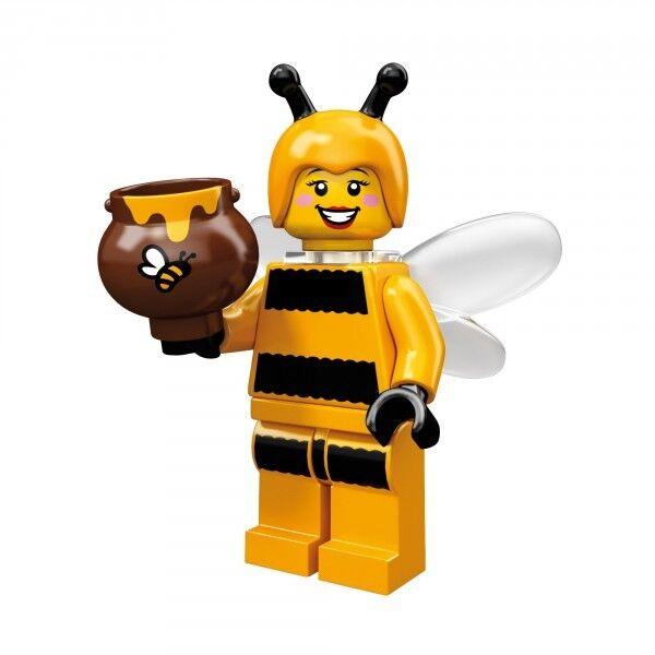 NEW LEGO MINIFIGURES SERIES 10 71001 - Bumblebee