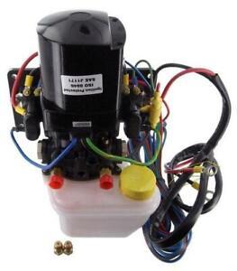 Tilt Trim Motor for Mercruiser Includes Pump Reservoir Solenoids 14336A20 Canada Preview