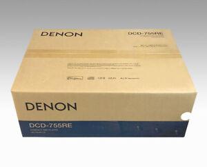 Denon DCD-755RE-SP 192kHz / 32bitD Reproductor de CD - Plata