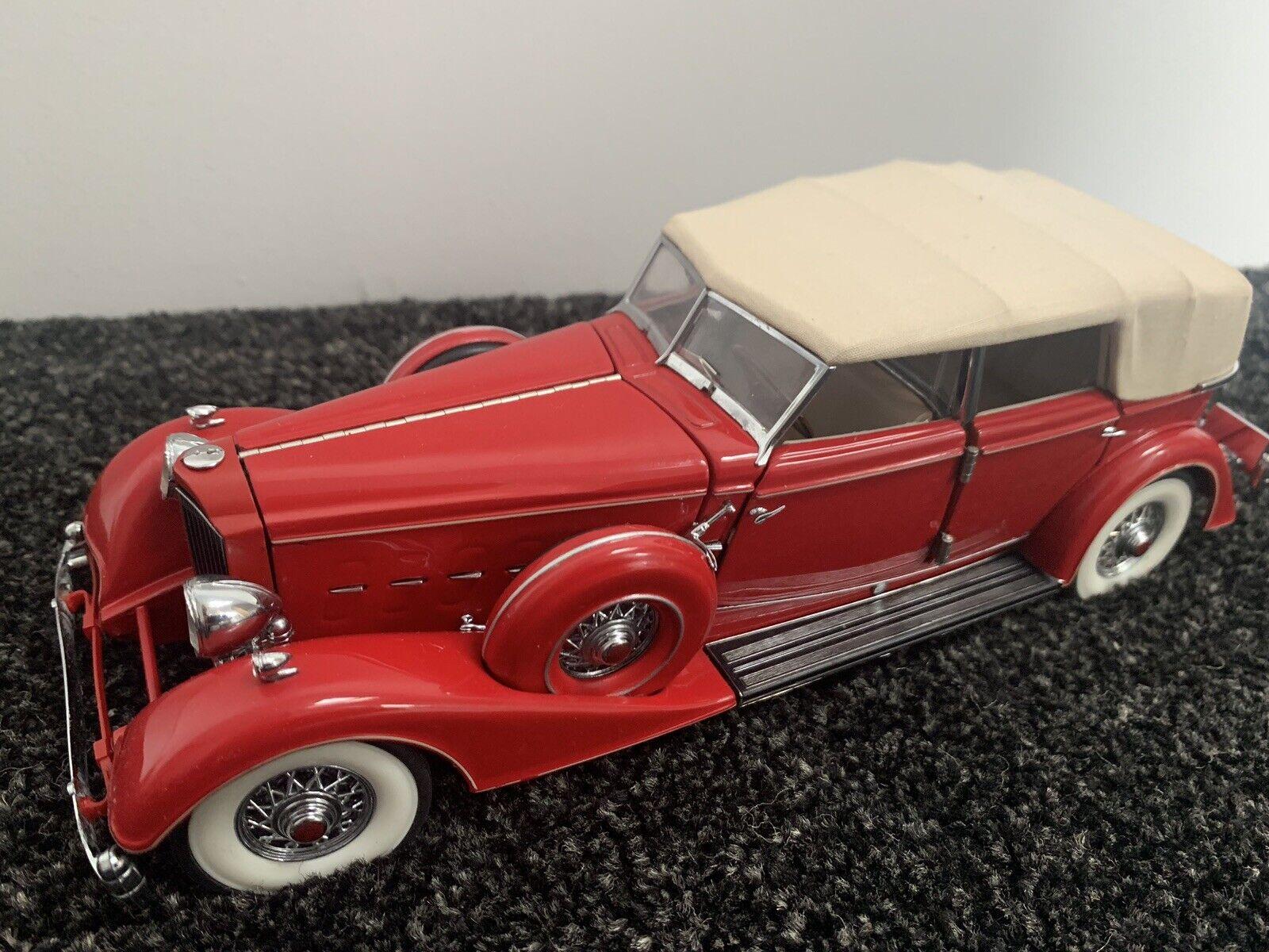 Franklin Mint auto 1935 Packard