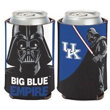 Kentucky Wildcats ~ (1) Star Wars Darth Vader Beer Can Coolie Koozie Huggie