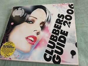 MINISTRY-OF-SOUND-CLUBBERS-GUIDE-2006-2-CD-ALBUM