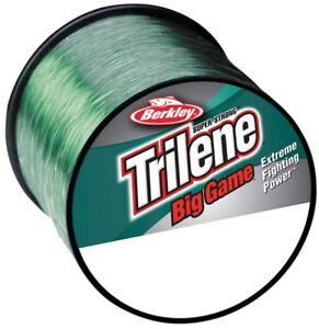 Monofilo-Berkley-Trilene-Big-Game-Green-1000-Metri-0-28-0-30-0-33-Filo-Verde