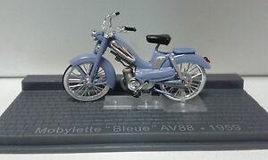 MOBYLETTE-BLEUE-AV88-1959-BIKE-MOTO-ALTAYA-IXO-1-24