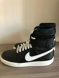 Details about Nike Blazer Hi Black And White Vintage Sneaker Shoes  a02424-100 sz 8.5