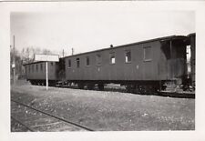 ORIG. foto aprox. 8x6cm 2. clase vagones KBB Calais-aurin (g337)