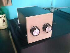 Preamplificador BTE Diseños Pasivo, Amplificador Pre personalizable para su Spec