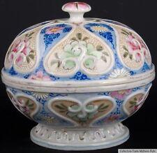 Japón 20. JH. lata-a Japanese 'Shunko' seto porcelain Bowl giapponese japonais