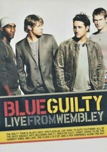 dvd-nuovo-sigillato-Blue-Guilty-Live-At-Wembley-DVD