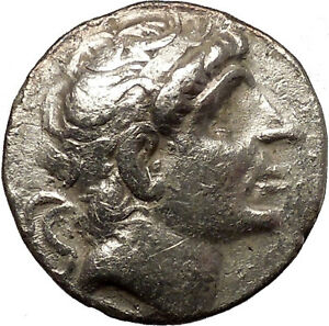 ANTIOCHOS-I-Soter-281BC-Seleukid-Ancient-Silver-GREEK-Tetradrachm-Coin-i54366