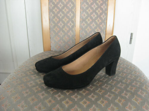 Damen Schuhe Gabor schwarz, Gr.6, neu