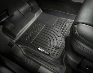 Husky Liners Front /& 2nd Seat Floor Liners Fits 12-13 Civic 4 Door 98442