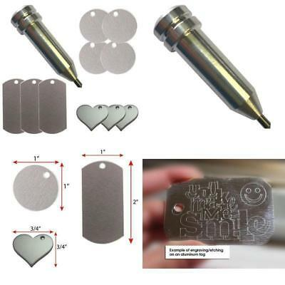 Clear Acrylic Engravers Package The Etching Tool Chomas Creations Engraving Tip for The Silhouette