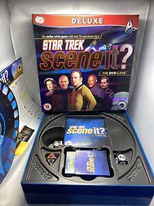 Scene-It-Star-Trek-Deluxe-Edition-Trivia-DVD-The-Board-Game-Free-P-amp-p-Vgc-Fun