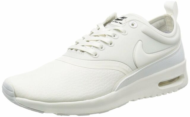sports shoes d92a8 78af9 Nike Air Max Thea Ultra Prm Women s Running Shoe 848279 100 SIZE 9.5 New