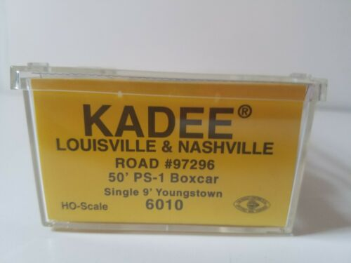 Kadee HO 50/' PS-1 Boxcars various Road Name /& Numbers