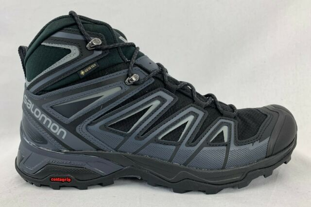 Salomon Mens X Ultra 3 Mid GTX Hiking