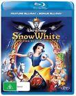 Snow White and The Seven Dwarfs - Blu Ray Region B