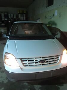 Ford freestar 2006 cargo
