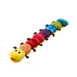 Bunte-Pluesch-Raupe-fuer-Baby-Kinder-Spielzeug-Musik-Raupe-Plueschtiere-Spielzeug
