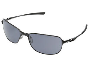 Oakley-C-Wire-Sunglasses-OO4046-10-Polished-Black-Grey