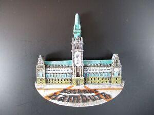 Hamburg-Magnet-Rathaus-City-Hall-Reise-Souvenir-Germany-aus-Poly-Neu