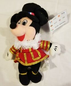 Fabulous Details About Disney Store Beefeater Mickey Mouse Mini Plush Bean Bag Doll Nwt Toy Uk London Uwap Interior Chair Design Uwaporg