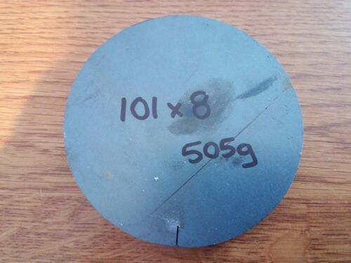 Disc 101 x 8mm Thick Mild Steel Circle